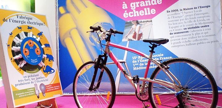 Le vélo énergie