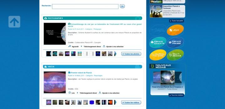 Une médiathèque online