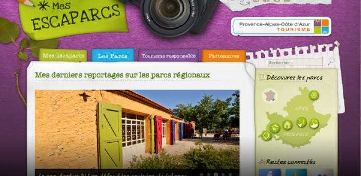 CRT PACA – Mes Escaparcs : un blog plein d'avenir