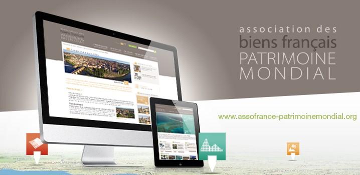 Les biens français du patrimoine Mondial de l'UNESCO en ligne et en mobilité !