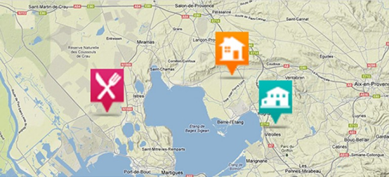 Tourisme : Les services de géo-positionnement et cartographiques toujours plus accessibles !
