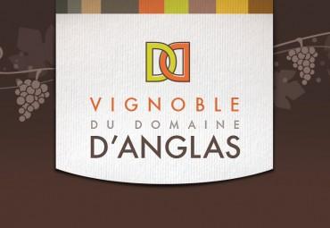 Site marchand du Vignoble d'Anglas