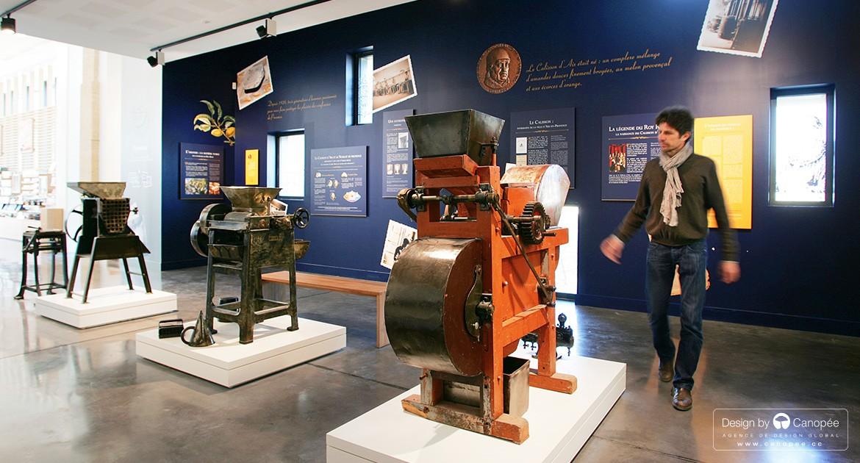 Visite d'entreprise et musée