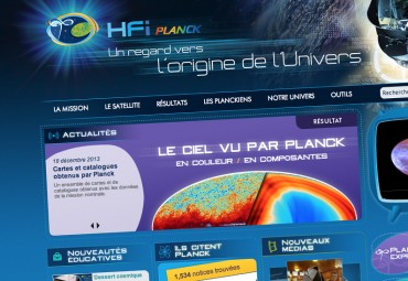 Site web de médiation scientifique
