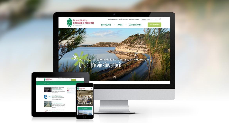 Site web mutualisé